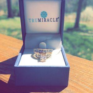 Jewelry - 24kt GOLD REAL DIAMOND wedding set 😍😍😍